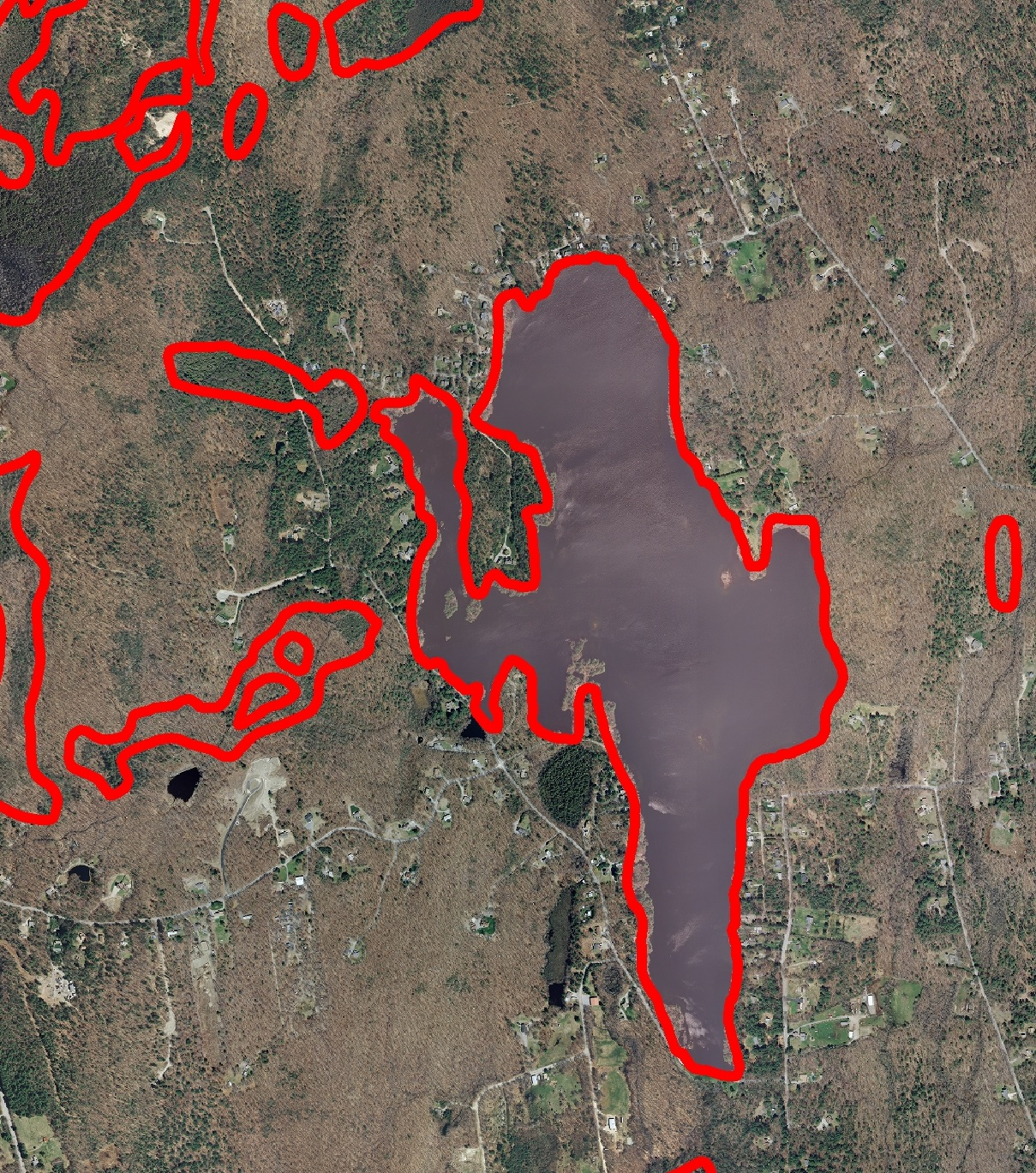 FEMA Special Flood Hazard Area Glocester RI