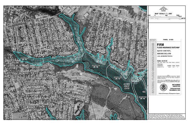 National Flood Insurance Program Foster Survey Company - National flood map